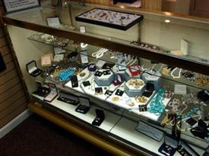 AND jewellery by the counter-full sells at 20 to 80% below normal retail.