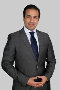 Mr.Sameh Shawkat, Dusit International Regional Director of Sales and Marketing - Middle East and Africa (MEA).