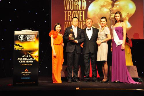 HAINAN AIRLINES WORLD TRAVEL AWARDS