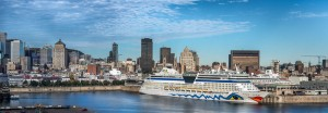 TOURISME MONTRÉAL - Five ships in the Port (October 18 and 24)