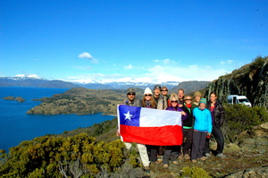 In honor of Chile's National Day today! Viva Chile! #FeelingChile