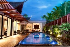 AVC Phuket Pool Villa outdoor view