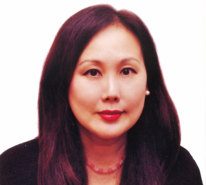 Ms. Catherine Lee, Vice President Sales and Marketing of Dusit Fudu Hotels and Resorts