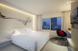 Centara Watergate Pavillion Hotel Bangkok - Deluxe King Room