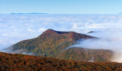 ASHEVILLE CONVENTION & VISITORS BUREAU BLUE RIDGE MOUNTAINS