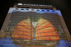 Exterior Projection