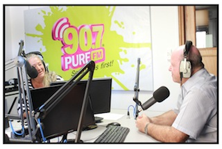 INTERVIEW WITH PURE FM
