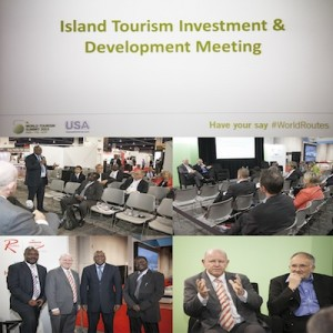 Island Tourism Meeting Collage