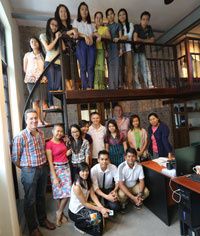 Khiri Travel Myanmar Team