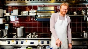 Michelin Star Chef Mikael J_nsson flies directly from London for Christmas Season at VIE Hotel Bangkok