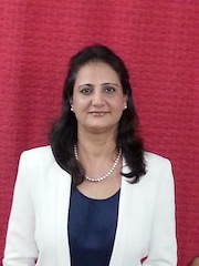 Ms. Taranviir Kaur, Country Head - India, Imperial Servcorp
