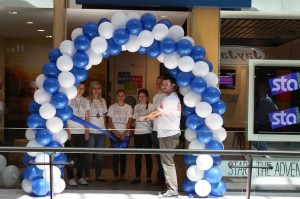STA Travel - Knox concept store opening