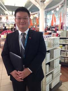 Sam Huang BNE's Chinese Liaison Officer