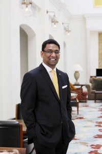 Shantha de Silve, General Manager, Intercontinental singapore