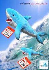 Shark + Price Tag