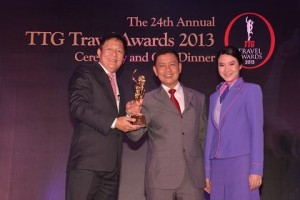TG172-THAI Wins TTG Asia Awards