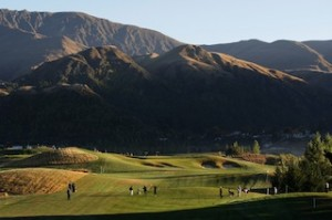The Hills golf course co-host of the 2014 NZ Open_media