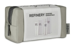 Aromatherapy Associates' The Refinery (HK$520) is the ultimate grooming kit that offers the perfect shave