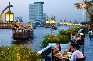 The Riverside Terrace at Mandarin Oriental, Bangkok