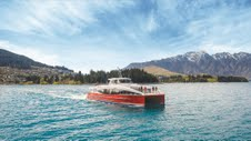 The Spirit of Queenstown; the town's newest tourism attraction