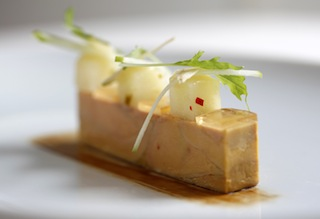 terrine of duck live_PR photo