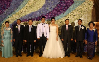 11 - Wedding Celebration at Napalai Ballroom