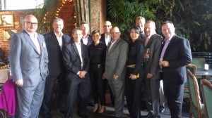 Centara Hotels & Resorts - Media lunch at The Winery, Surry Hills