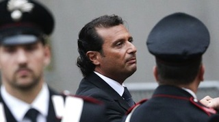 Costa Concordia Captain Francesco Schettino - AFP