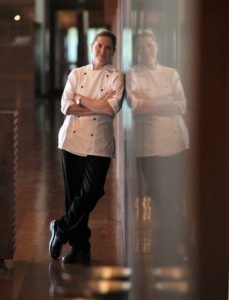 Executive Chef Jane-Therese  Mulry, The Siam