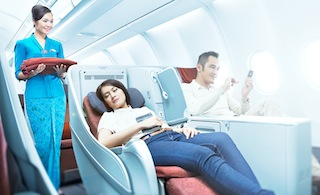 Fly from $605 to Bali or Jakarta return including all taxes until Decemb...