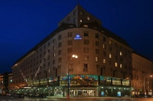 For the sixth year in a row, Hilton Prague has been awarded the 'Best Hotel in the Czech Republic' by prestigious Travel Trade Gazette (TTG) Travel Awards 2013. Credit: Hilton Hotels & Resorts.