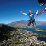 Jumping off The Ledge with AJ Hackett Bungy in Queenstown is a 'must-do' activity for the brothers_media