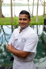 MasterChef Season 4 contestant Sushil will conduct an intimate demonstration