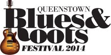 Queenstown Blues & Roots Festival logo