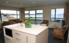 TAUPO - BW Sails Kitchen with View