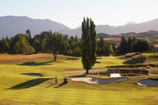 The Remarkables Nine course at Millbrook Resort co-host of the 2014 NZ Open