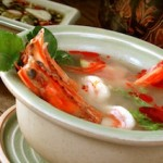 Tom Yum at Smooth Curry