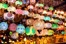 Turkish lamps, Grand Bazaar