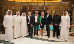 WORLD'S TOP TOUR OPERATORS IN ABU DHABI FOR GRAND PRIX