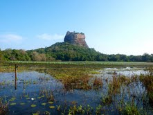 sigiriya, Rock Fortress 'Lion Rock'
