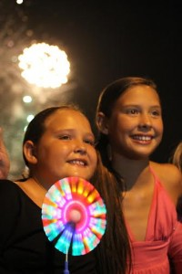 New Year's Eve in Campbelltown