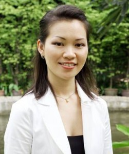 Elaine Chua, Corporate Director of Spa Operations of Centara Hotels & Resorts