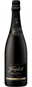 """ARE you crazy?"" colleagues asked José Ferrer when he came up with the idea of a    frosted black bottle. Today's it's the world's biggest-selling sparkling wine. (Freixenet    Wines.)"