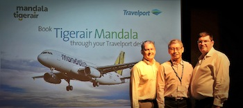 Travelport and Tigerair host launch event in Jakarta
