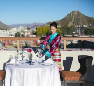 Shangri-La Hotel Lhasa ... a luxurious base for exploring some of the world's most significant Buddhist sites