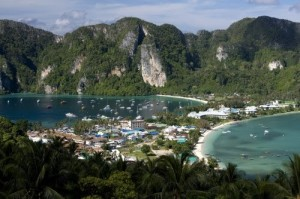 Ko Phi Phi Don viewpoint