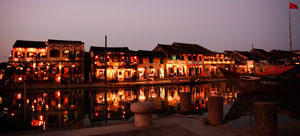 European and Japanese influences: Hoi An, Vietnam