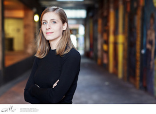Novelist Eleanor Catton, author of The Rehearsal