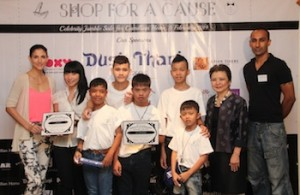 7 - _Shop For A Cause_ at Dusit Thani Hall