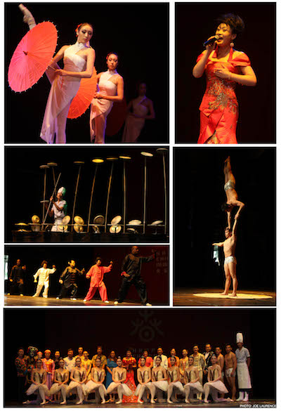 ARTISTIC SHOW BY LIAONING PROVINCIAL ART GROUP